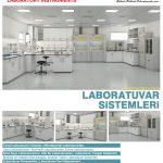 laboratuvar sistemleri kurulumu